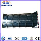 20feet 32tonsの炭素鋼プラスター粉タンク容器
