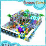 Мягкая спортивная площадка игрушек для спортивной площадки малышей пластичной продавая деталь