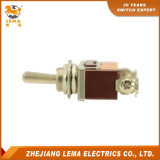 Lema Custom Lt120fb Screw Terminal on-on Auto Reset Toggle Switch