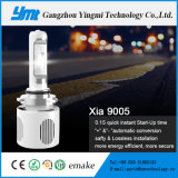 램프 Csp LED 9005 DRL 헤드라이트를 모는 최신 9-32V