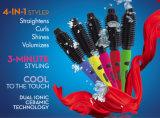 (X10) Especial y de buena calidad de pelo Negro Tenaza para el salón y el uso en el hogar