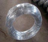Arame de aço galvanizado, fio de aço de mola