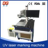 熱い販売高速3W紫外線レーザーのマーキング機械