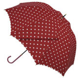 Windproof складывая зонтик дождя и зонтик Sun