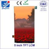 '' étalages de TFT LCD de HD 5inch 4.99