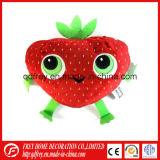 Brinquedo vermelho do luxuoso do brinquedo da fruta da morango