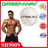 Suplemento químico farmacéutico Sr9009 de Sarms del polvo para el Bodybuilding