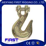 Fabricante chino de tipo gancho de leva de los E.E.U.U. del gancho agarrador del ojo de la horquilla
