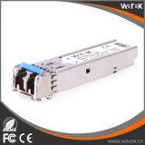 Erstklassiger GLC-FE-100LX kompatibler SFP Lautsprecherempfänger 1310nm 15km