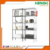 Шкаф хранения блоков шкафа регулирует Shelving провода крома