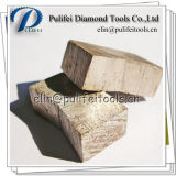 Il diamante lavora il segmento di taglio del diamante della Cina del fornitore per la fabbrica di pietra