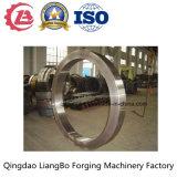 大きいステンレス鋼のリングによって転送される鍛造材かリング