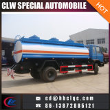 Dongfeng 15m3 12mtのオイルタンクのトラックの燃料の配達用トラックのディーゼルタンク