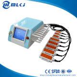 Máquina del hogar de la reducción de las celulitis del laser de los enchufes de fábrica 650nm
