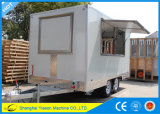 Ys-Fv390b High Quality Catering Van Fast Food Car