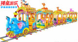 Outdoor Kids Electric Parque de atracciones Paseos en tren a precio favorable