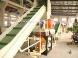 chaîne de production de lavage de film en plastique de rebut du PE 500kg/H
