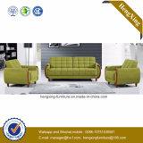 現代オフィス用家具の本革のソファのオフィスのソファー(HX-CF018)