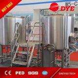 Оборудование заваривать пива хорошего качества миниое промышленное