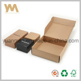 Kleine Packpapier-gewölbte Kästen für elektronische Produkte