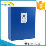 25A MPPT LCDの太陽コントローラコミュニケーション12V/24V/48V太陽調整装置Esmart-25A