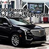 Interfaccia di panorama 360 & di retrovisione per il ATS Cts Xts Srx Xt5 del Cadillac con lo schermo del getto dell'input di segnale del sistema Lvds RGB di indicazione