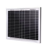 Silicio monocristalino solar 18V del panel 10W