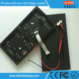 HD SMD P4 farbenreiche LED-Bildschirmanzeige-Innenbaugruppe für das Bekanntmachen