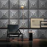 Azulejo nacarado de la pared del mosaico del shell de la chapa de lujo del diseño