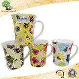 Taza de café de cerámica de 10 onzas para regalo promocional