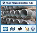 Tubo del abastecimiento de agua del acero inoxidable de la alta calidad de SUS304 GB
