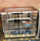 Frigorifero del dispositivo di raffreddamento della visualizzazione della torta del piano d'appoggio in negozi convenienti