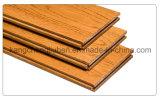 Suelo de madera del entarimado/de la madera dura de la abrasión anti barato natural del precio de fábrica