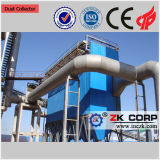 Extracteur de poussière industriel équipé du divers four