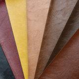 家具のハンドバッグの靴のための熱い販売PUの総合的な革