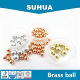 H62販売のための1mmから60mmの固体真鍮の球
