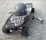 Über Bord Stary Fiik Benchwheel elektrisches Skateboard