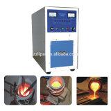 máquina de fusión de la calefacción de inducción de 30kw Sf para el latón de cobre del oro