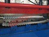 Roulis ondulé de panneau formant la machine