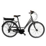Bike города e мотора Bafang 250W СРЕДНИЙ