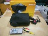 Полный репроектор HD 3D LCD СИД с сверхконтрастным репроектором USB цифров