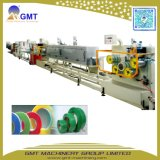 Ligne en plastique à grande vitesse d'extrusion pour la machine de courroie de courroie d'emballage de Petpp