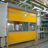 Высокоскоростная дверь представления штарки ролика для индустрии (HF-J02)