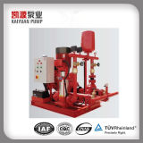 Kaiyuan Feuer-Pumpen-gesetztes Feuerbekämpfung-System 250 wir Gpm