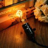 Iluminación de interior AC220V de la lámpara industrial retra de Edison de la vendimia de E27 Dimmable LED