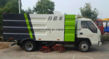 Forland 6 rotelle che scopano il veicolo della spazzatrice di strada della macchina 3cbm