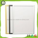 cadre de tableau en aluminium de crémaillère d'étalage de largeur de 25mm et de 32mm