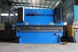 Machine à cintrer de plaque hydraulique de Wf67y 63t