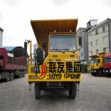 Sino caminhão de descarga carbonoso de HOWO 371HP