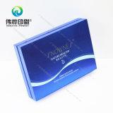Papel del nuevo diseño de lujo impresión de la caja de regalo
